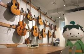 夢を叶える音楽教室 店舗内