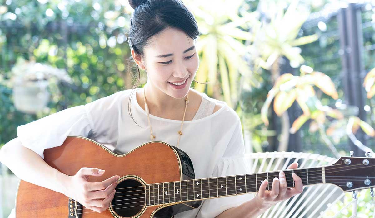 夢を叶える音楽教室のギター講座