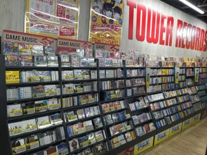 CDの全国発売